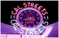 Hotel - CalStreets North Vancouver Clock