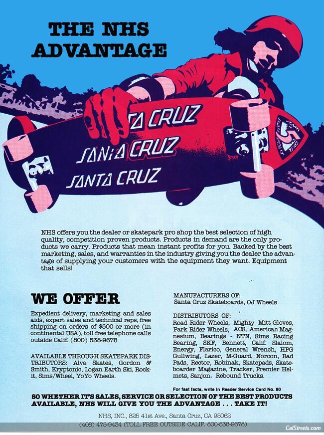 Vol 7: Skateboard Industry Vintage Ads of 1978
